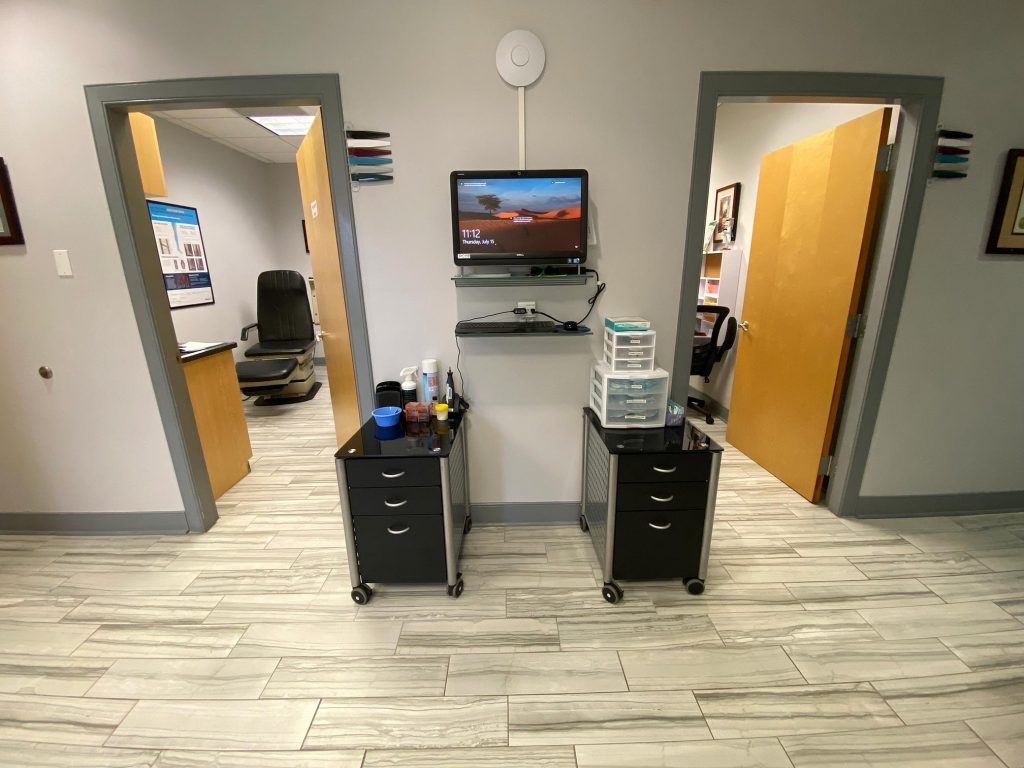 st augustine podiatry office