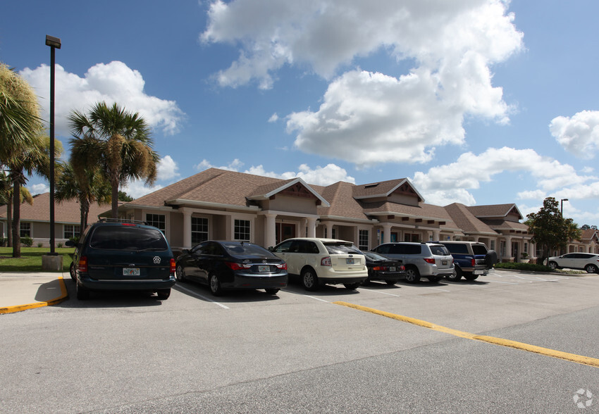 palm coast podiatry office